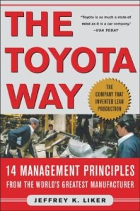 toyota way book