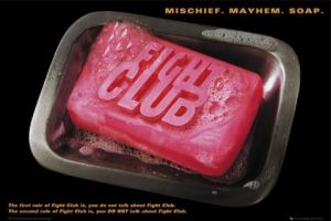 soap from fight club