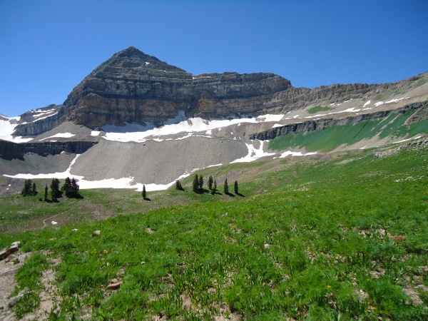 Mt. Timpanogos Summit