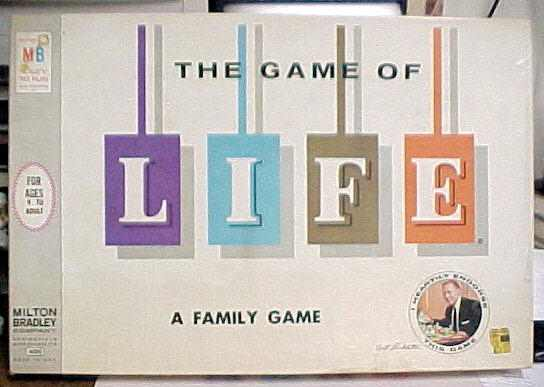 Classic Life Game Box