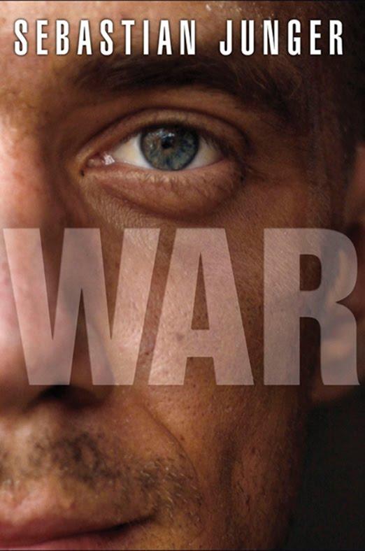 War by Sebastian Junger (cover image)