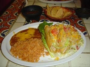 Rosas Mexican Food Tucson